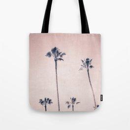 Pretty Palms Tote Bag