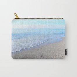 Stroll on the Beach Carry-All Pouch
