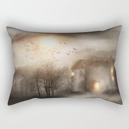 Tales of Halloween Rectangular Pillow