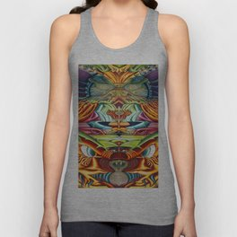 Totemic Unisex Tank Top