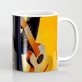 Vintage Mexico Cactus Travel Coffee Mug