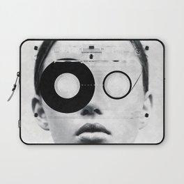 Contemporary past Laptop Sleeve