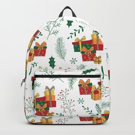 Christmas GiftBoxes Backpack