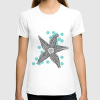 starfish T-shirts featuring starfish by Graphéides