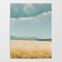 Harvest Shadow Poster