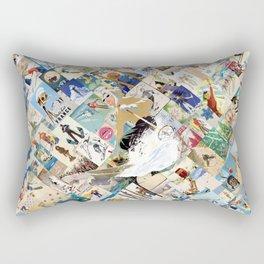 VINTAGE SKI Rectangular Pillow