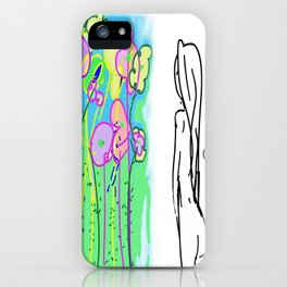 Ginger Tea Please iPhone Case