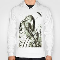 sister Hoodies featuring stone sister by marie grady palcic