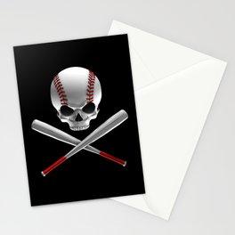 Phantom Ballplayer Stationery Cards