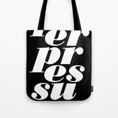 peerpressure   dark Tote Bag