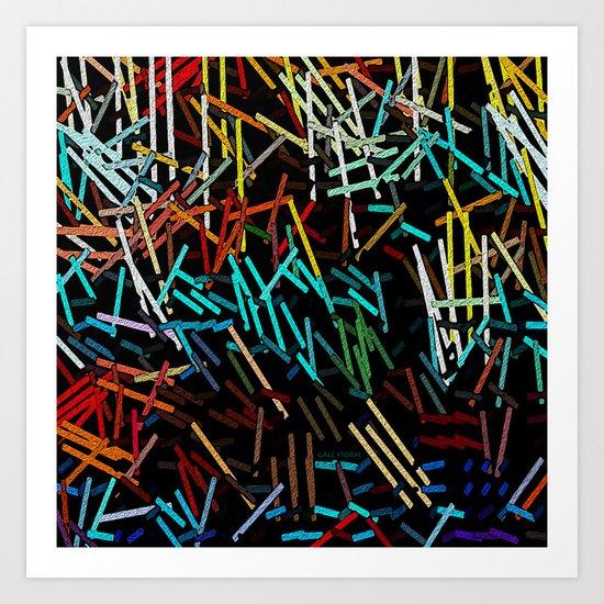 :: Love Letters :: Art Print