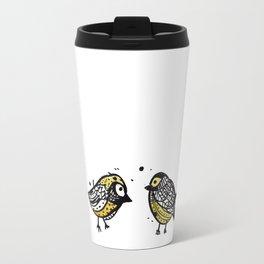 Birdie bird Travel Mug
