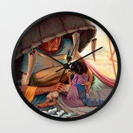 Master Roshi Wall Clock