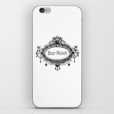Beer Wench iPhone & iPod Skin