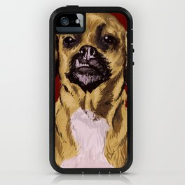 snaggle tooth iPhone Case