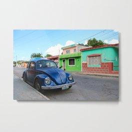 El Yucatan Metal Print