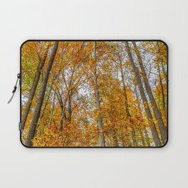 Reach High and Touch the Sky Laptop Sleeve