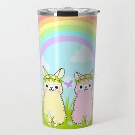 Alpaca Paradise Travel Mug