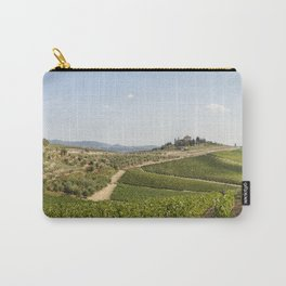 A Vineyard in Tuscany Carry-All Pouch