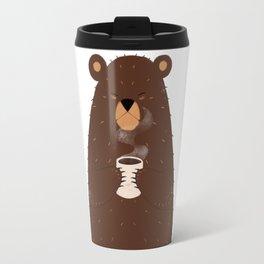 Coming out of Hibernation Travel Mug