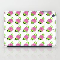 insect iPad Cases featuring Flower Insect by KeijKidz