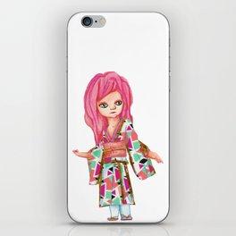 Washi Kimono iPhone Skin