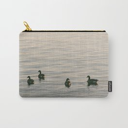 Float on Bye Carry-All Pouch