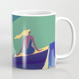Timing Summer Memories Coffee Mug