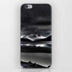 Turnagain Arm (Alaska) iPhone & iPod Skin
