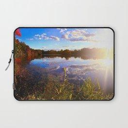 Lake Sun Laptop Sleeve