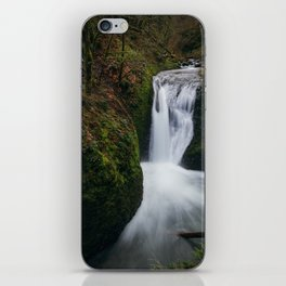 Oneonta Falls, Oregon iPhone Skin