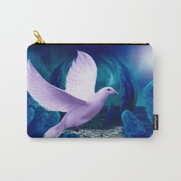 The Spiritual Realm - Dove Carry-All Pouch