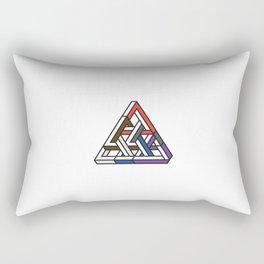 Triangular Rectangular Pillow