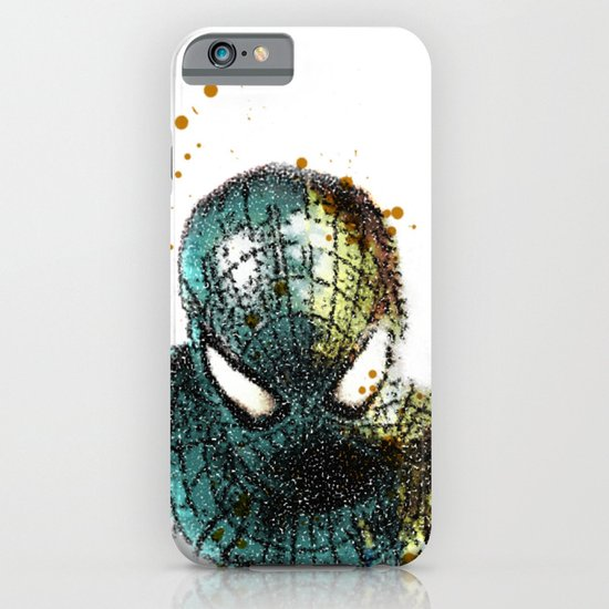 UNREAL PARTY 2012 THE AMAZING SPIDEY SPIDERMAN iPhone & iPod Case
