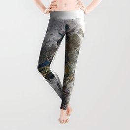 Steampunk Monkey Leggings