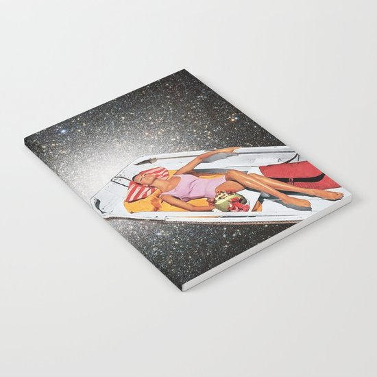 Cosmic Float Notebook