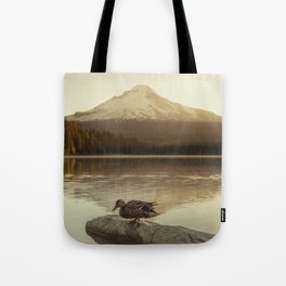 The Oregon Duck Tote Bag