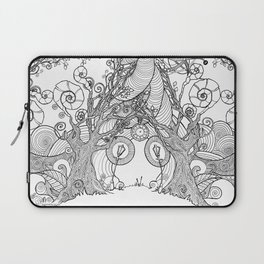 TIME STANDS STILL (pouches, ipads, laptops, pillows) Laptop Sleeve