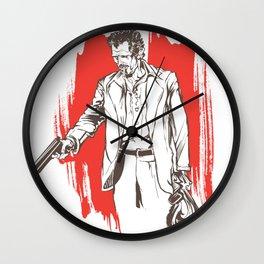 Bennie Wall Clock