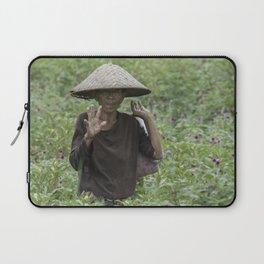 indo style Laptop Sleeve