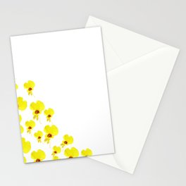 just a flower Stationery Cards