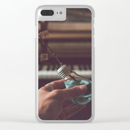Concept Clear iPhone Case