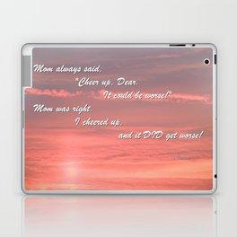 Cheer Up Maxim Laptop & iPad Skin