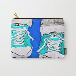 MELTING SNEAKERS Carry-All Pouch