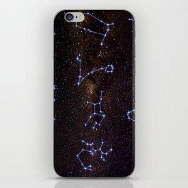 Zodiac Signs iPhone Skin