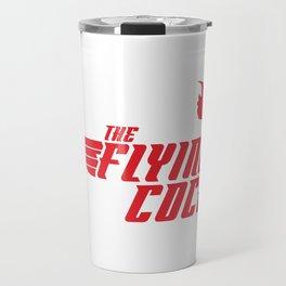 The Flying Cock Travel Mug
