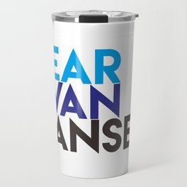 Dear Evan Hansen Travel Mug
