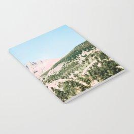Happy Mountain #society6 #decor #buyart Notebook