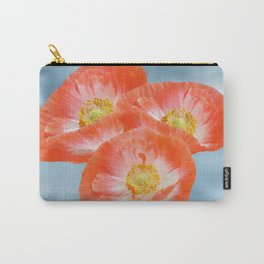 The beauty of poppies Carry-All Pouch