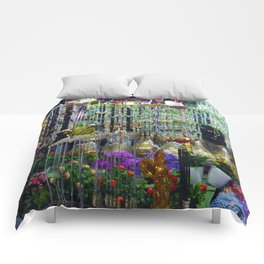 Trinkets and Color Comforters